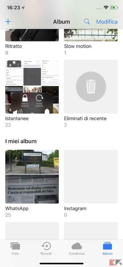 Recuperare Foto Cancellate Iphone E Ipad Chimerarevo