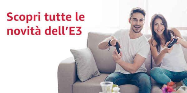 offerte amazon della settimana - E3 2018