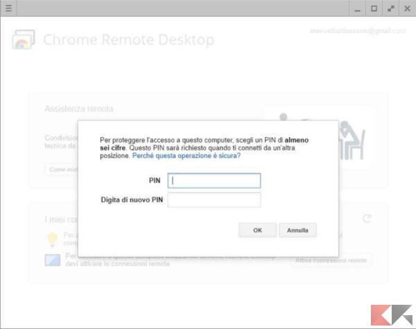 Google Chrome Remote Desktop - come controllare PC da smartphone