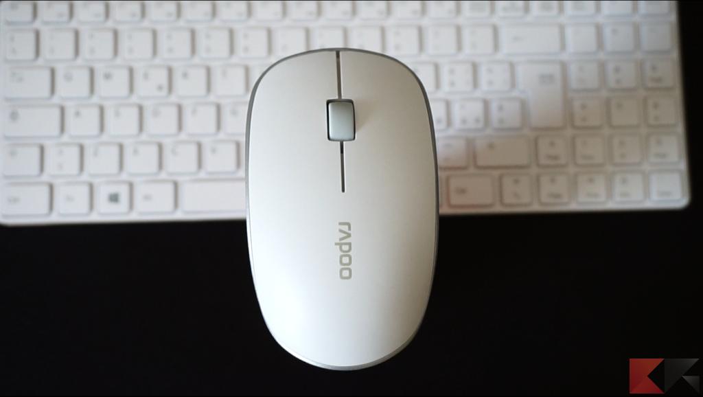 Rapoo X9310: periferiche in stile Apple alla portata di tutti