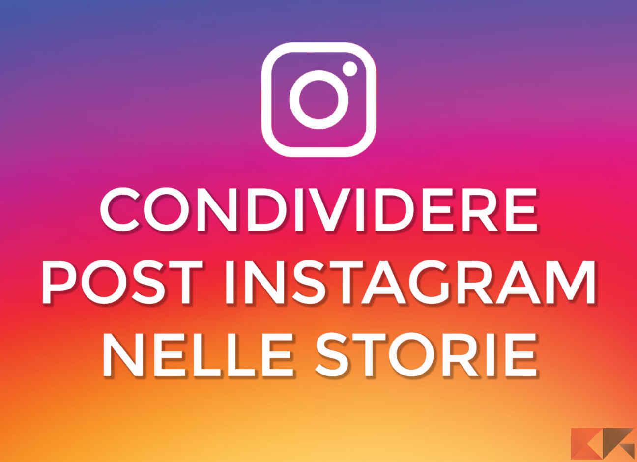 Come condividere storie di altri su Instagram | Salvatore ...