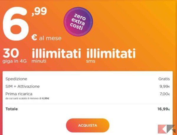 Ho. Mobile: il nuovo operatore low cost di Vodafone