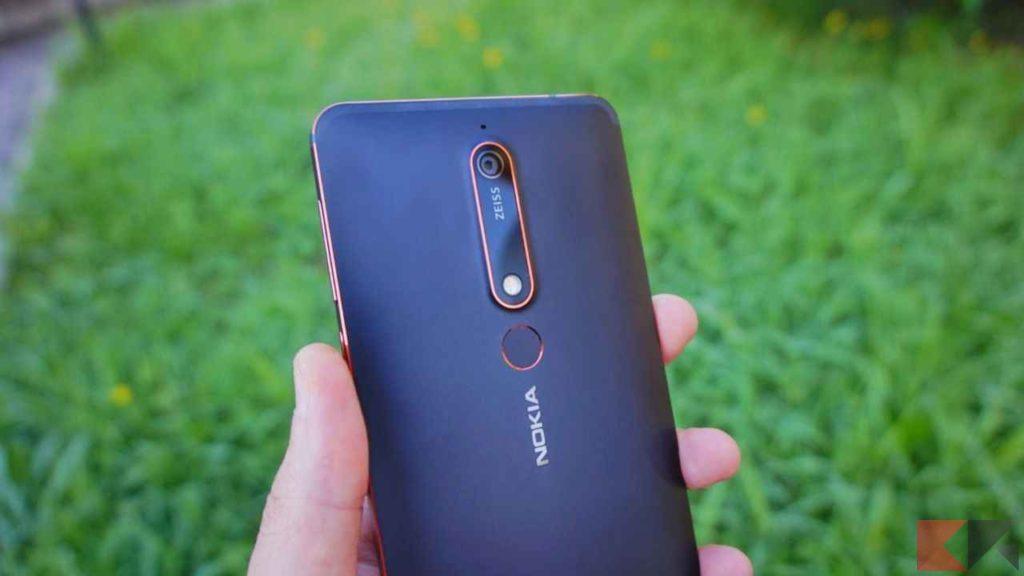 Recensione Nokia 6.1: un grosso sì! Complimenti Nokia