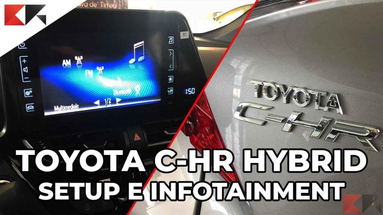 toyota c-hr hybrid cr onboard