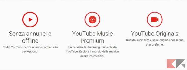 Youtube Music e Premium in Italia: prezzi e come funziona