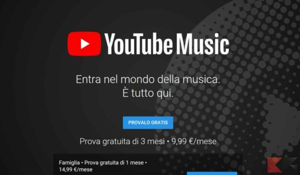 youtube music web