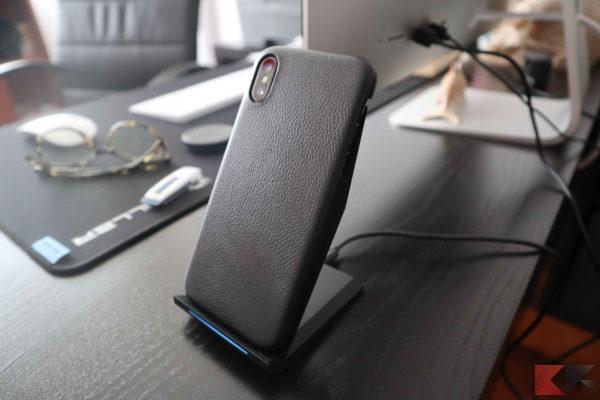 Choetech T520: stand di ricarica Wireless anche rapida!