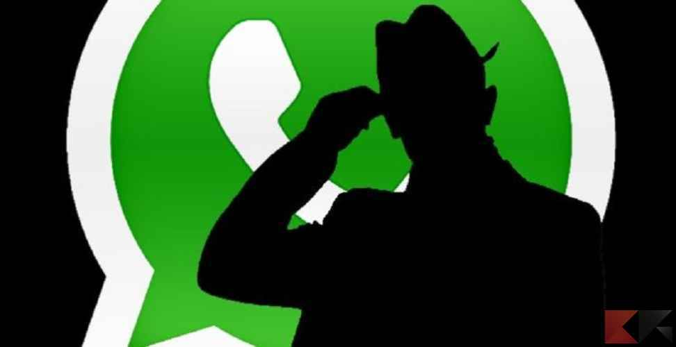 Come non farsi spiare su WhatsApp