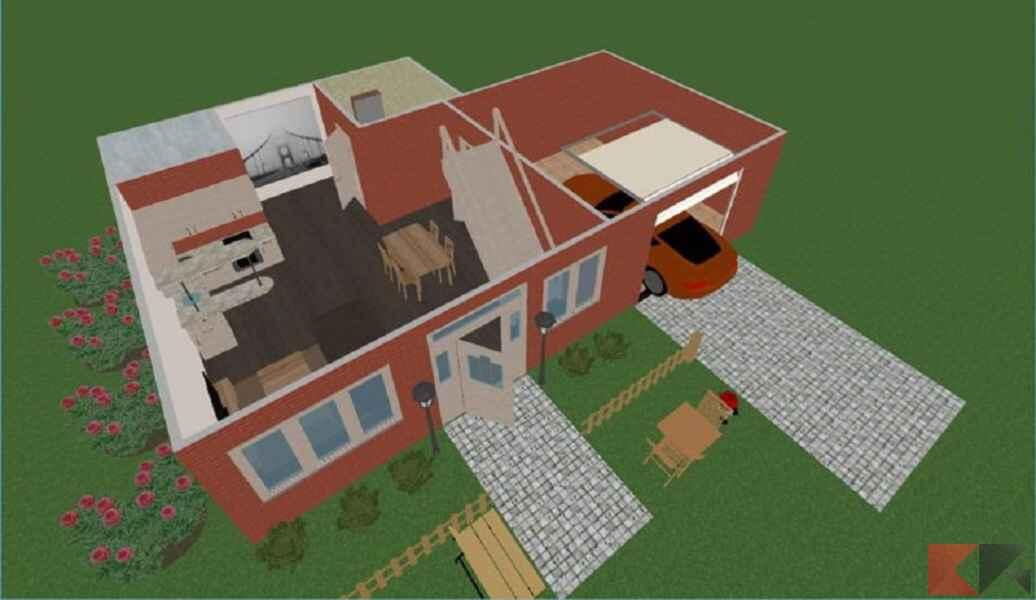 Progettazione Casa 3d : Come progettare una casa in d chimerarevo