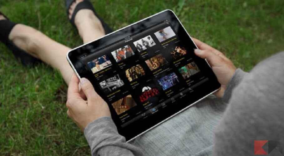 Come scaricare film su iPad