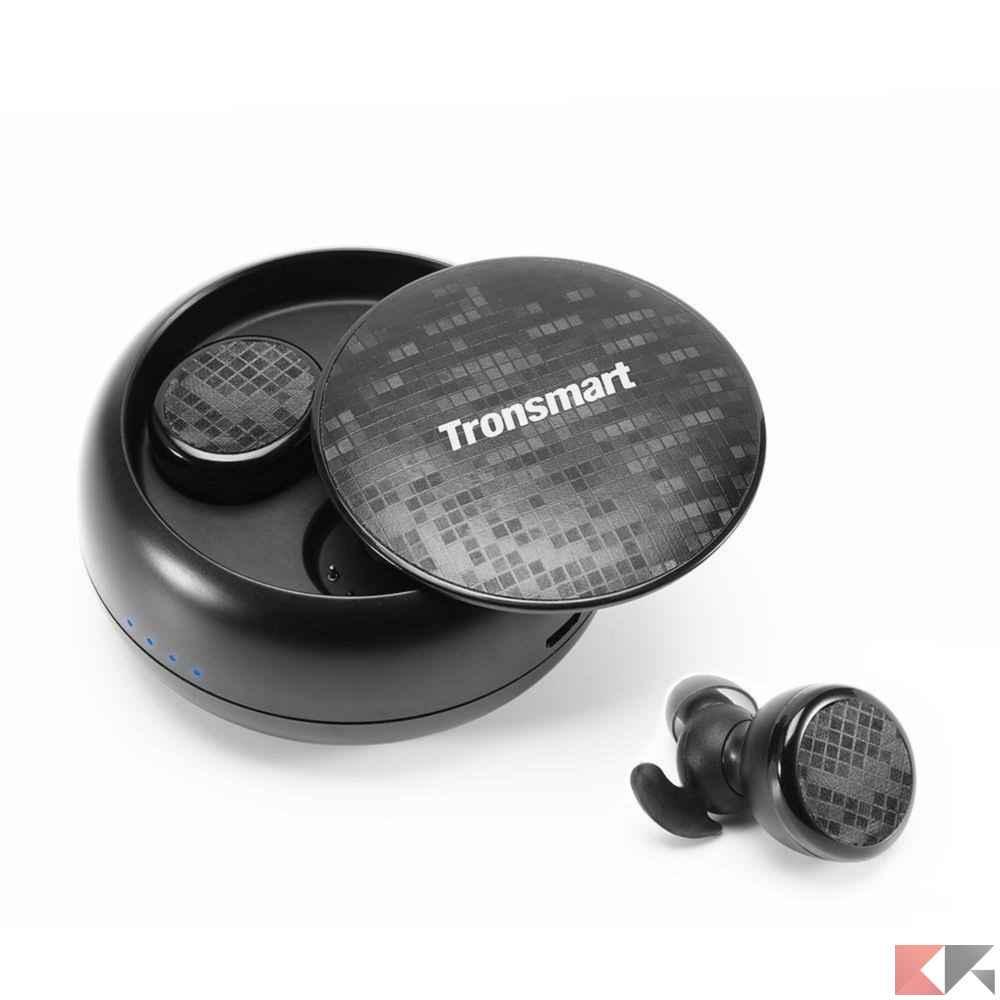 Cuffie Bluetooth Senza Fili - Tronsmart