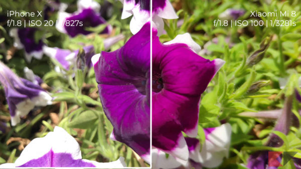iphone x vs xiaomi mi 8
