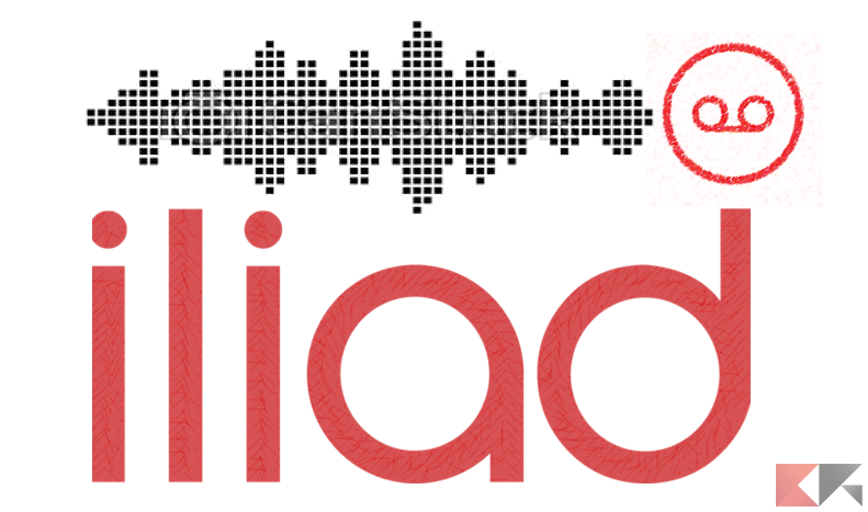 Iliad app Android segreteria telefonica
