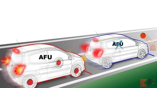 brake assist - guida assistita