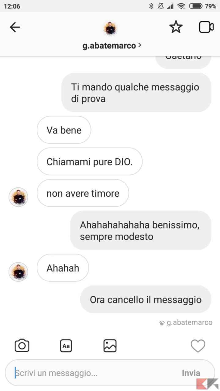 Come disattivare Instagram | Salvatore Aranzulla