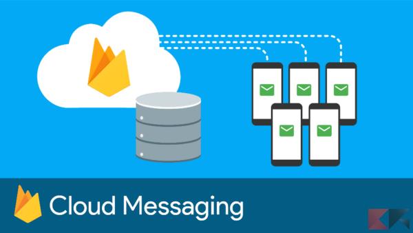 cloud mesaging