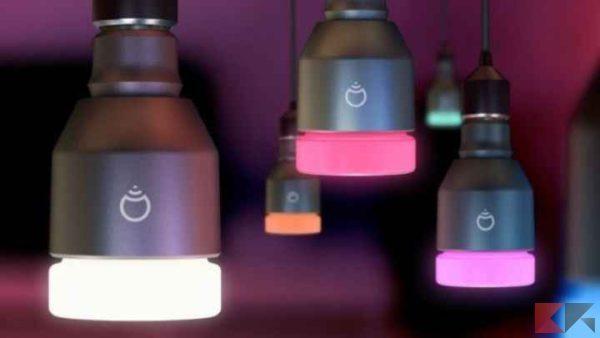 lampadina smart wifi