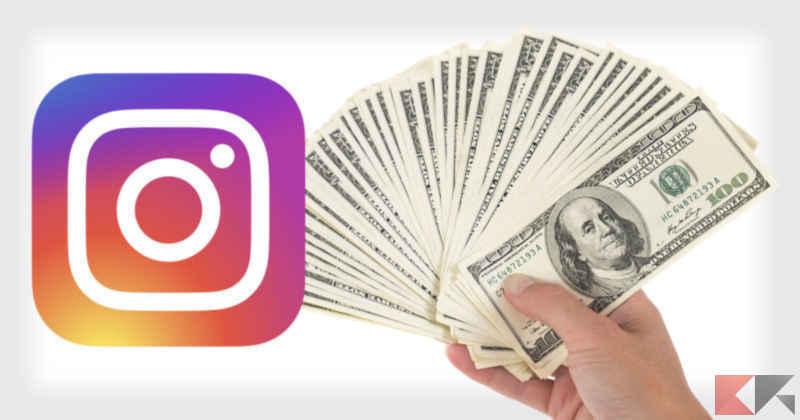monetizzazione instagram