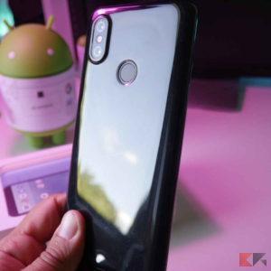 Xiaomi Mi A2 recensione design