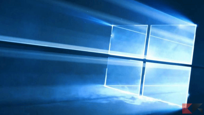 Come installare Windows 10 da USB