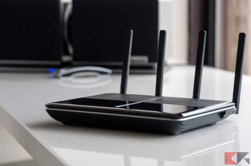 Come resettare router TP Link