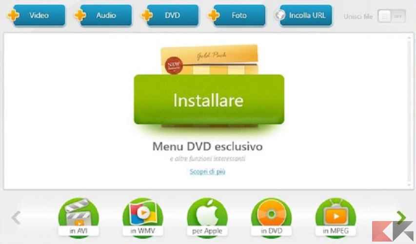 perdere peso video mp4 online