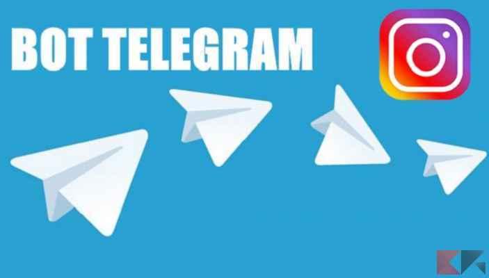 Come spiare i profili Instagram con Regram Bot