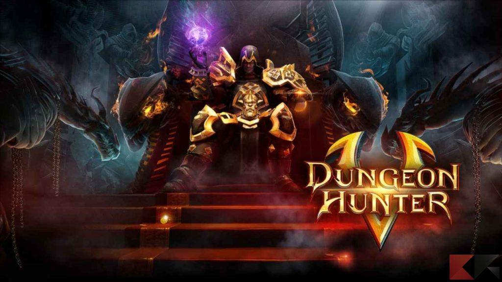 Dungeon Hunter 5 1280x720