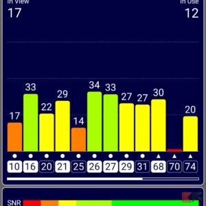 Xiaomi Mi A2 recensione GPS