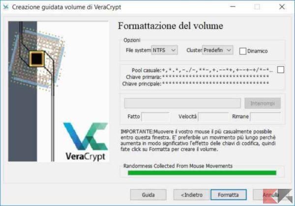 VeraCrypt 10