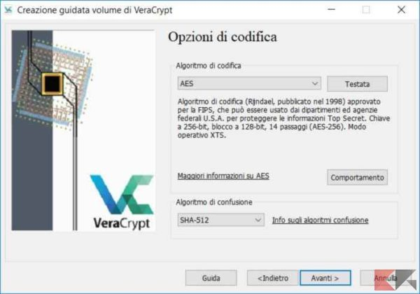 VeraCrypt 7