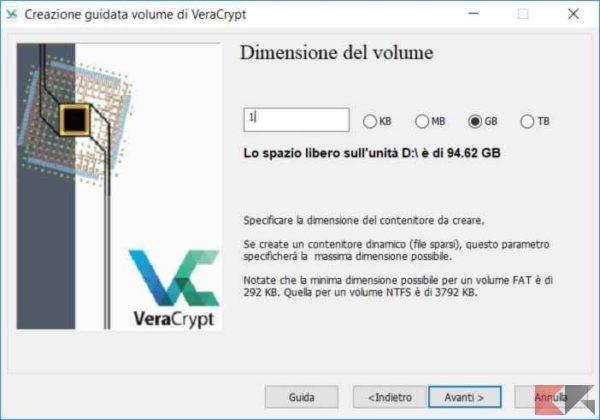 VeraCrypt 8