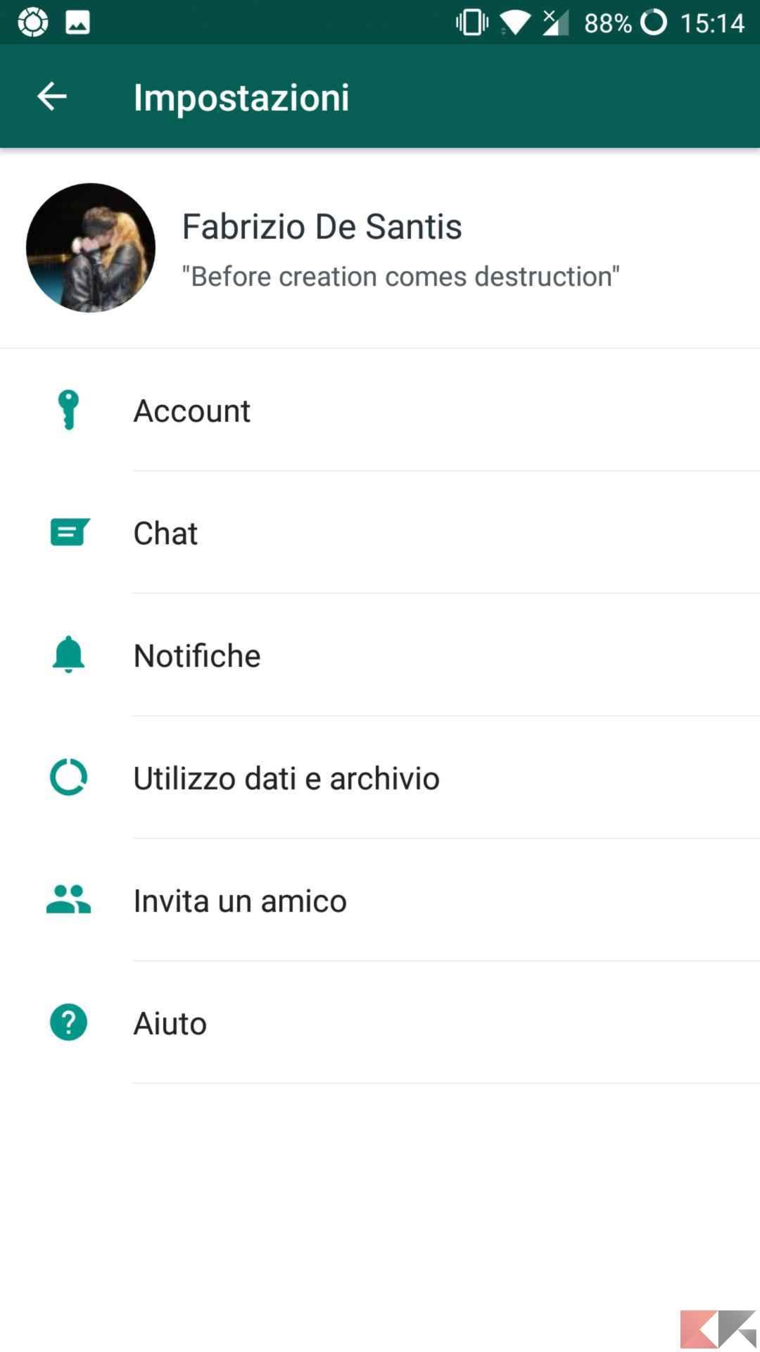 Come ripristinare backup WhatsApp | Salvatore Aranzulla