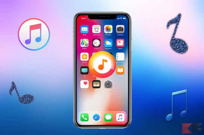 come impostare suoneria iPhone