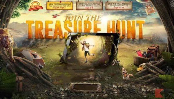 gearbest caccia al tesoro