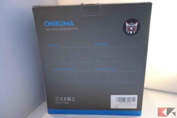 ONIKUMA K5