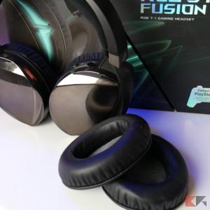 ASUS ROG STRIX Fusion 500 recensione