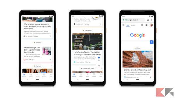 Google presenta tante novità per la ricerca nel suo ventesim