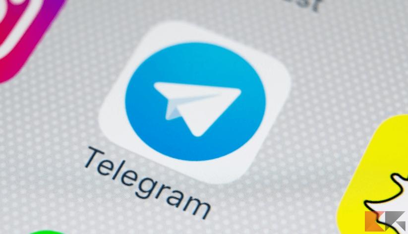 Come cercare gruppi Telegram