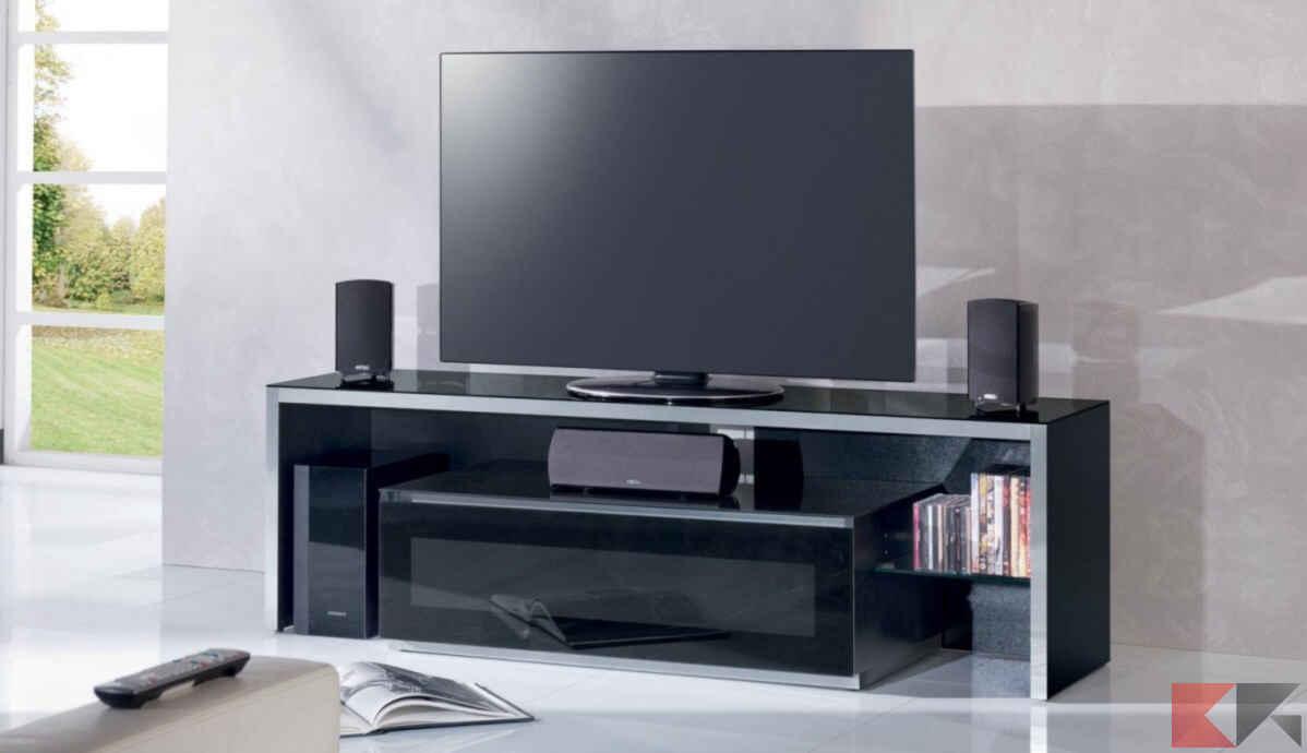 Come collegare casse alla TV