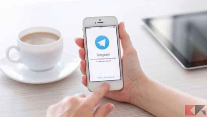 Come contattare Telegram