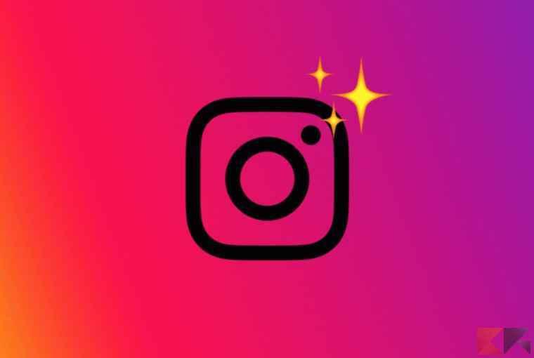 Come inviare GIF su Instagram