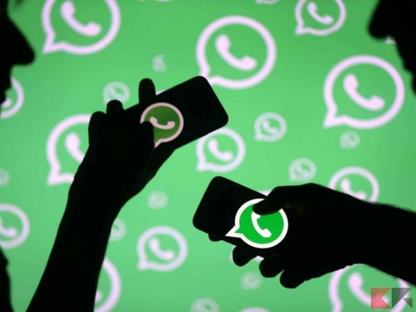 Come liberare memoria WhatsApp