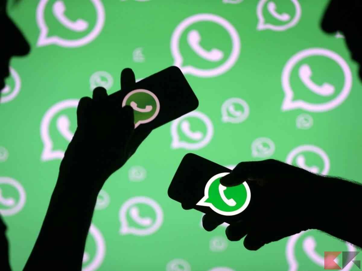 Come liberare memoria WhatsApp