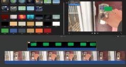 Come tagliare video con iMovie