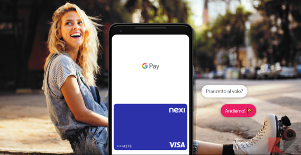 Google Pay: pagamenti contactless con lo smartphone anche in