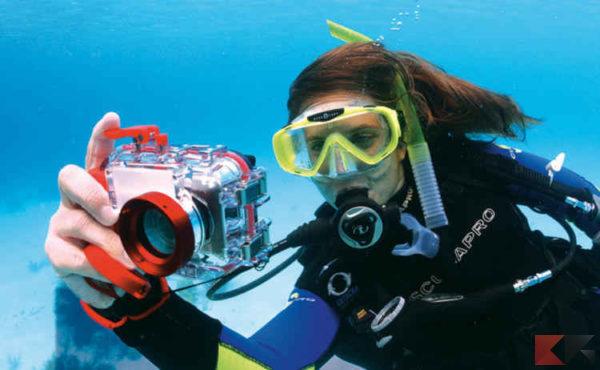 Huawei Mate 20 e 20 Pro avranno la modalità subacquea