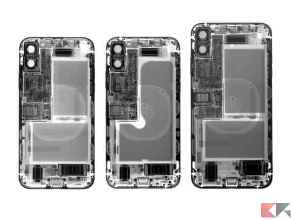 """iPhone XS, Apple ci prende gusto ed inserisce un """"notch"""" dove meno ci si aspetta"""