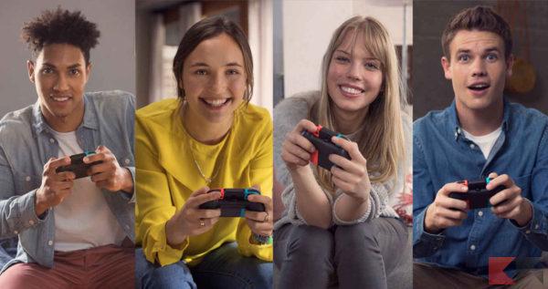 Nintendo Switch Online: tutto quel che c'è da sapere