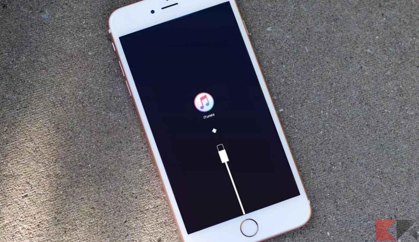 modalità dfu iphone